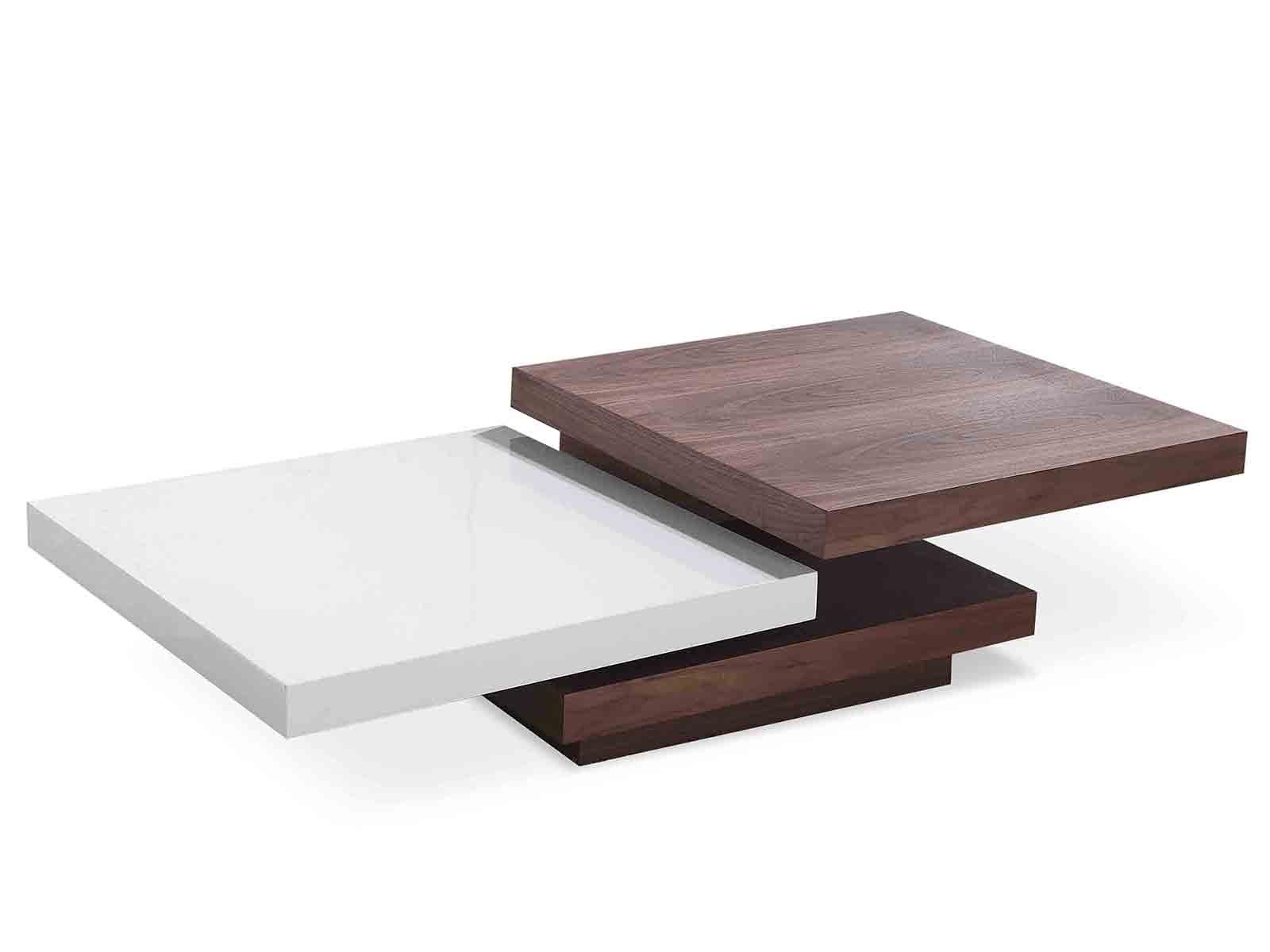 Sleek Designer Living Room Coffee Table